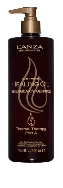 LANZA Keratin Healing Oil Emergency Thermal Therapy Part A, 500ml