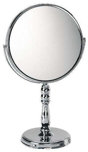 Friseur Produkte24 - Standspiegel Kosmetik Badezimmer