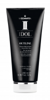 MEDAVITA Black Idol Outline High Precision Shaving Gel, 200ml