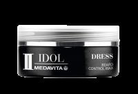 MEDAVITA Black Idol Dress Beard Control Wax, 50ml