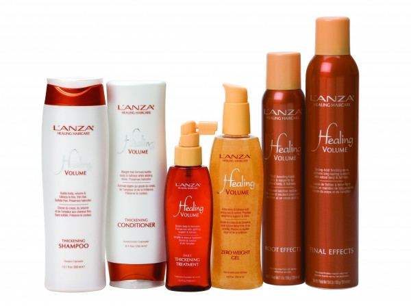 LANZA Healing Volume Thickening Conditioner, 1000ml