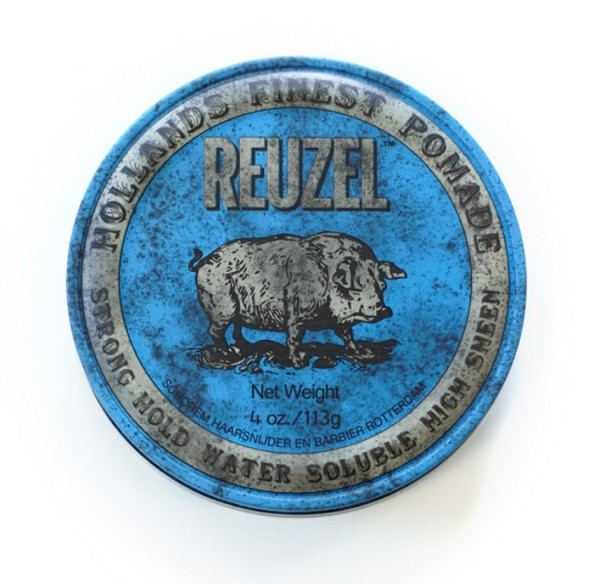 Friseur Produkte24 - Reuzel Pomade Blau 113gr