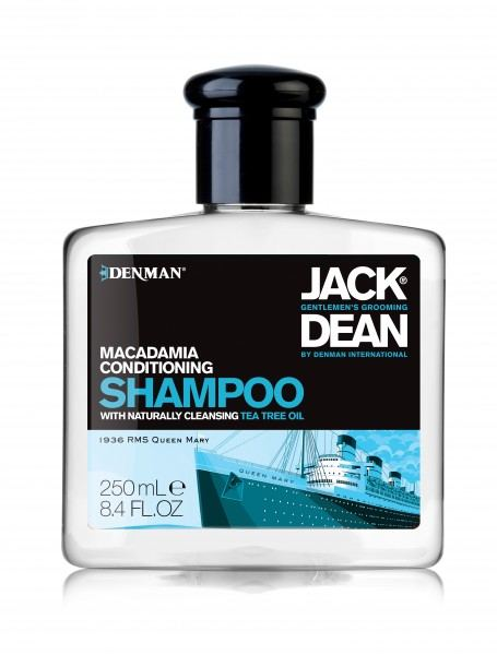 JACK DEAN Macadamia Shampoo, 250ml