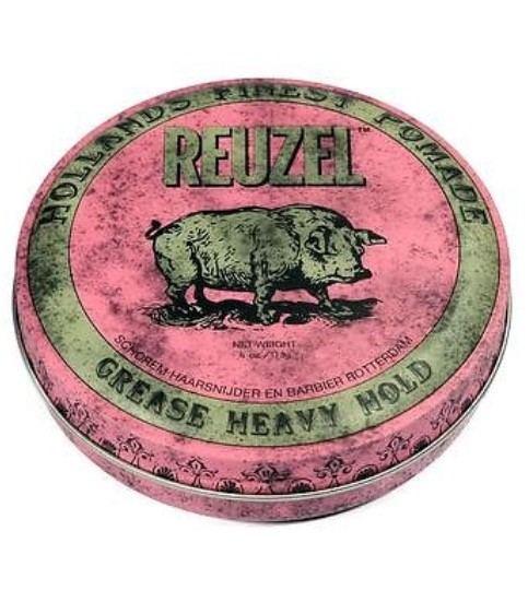 REUZEL Pomade pink in 3 verschiedenen Größen