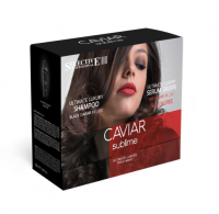SELECTIVE Caviar Serum Drops 6 x 10 ml + Luxury Shampoo 250 ml