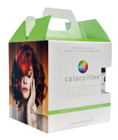 Vorschau: ColorpHlex Salon Kit, 1 x Step 1 und 2 x Step 2, je 500ml
