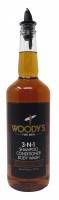 WOODY´S 3-in-1 Shampoo-Conditioner-Body Wash, 946ml