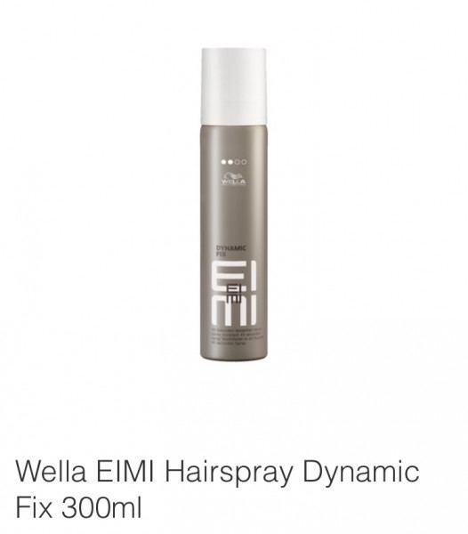 Friseur Produkte24 - Wella Eimi Dynamic Fix Modellier Spray