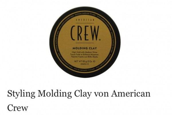 Friseur Produkte24 - American Crew Molding Clay