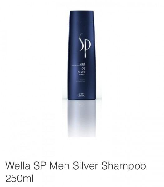 Friseur Produkte24 - Wella SP Men Silver Shampoo