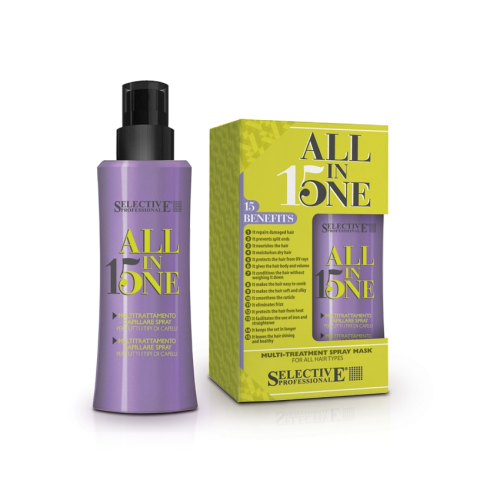 SELECTIVE All in One 15 in 1 Treatment Spray, 150ml