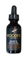 WOODY´S Beard & Tatoo Oil, 30ml