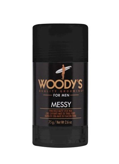 WOODY´S MESSY Firm Hold Matte Stick Wax, 74 g