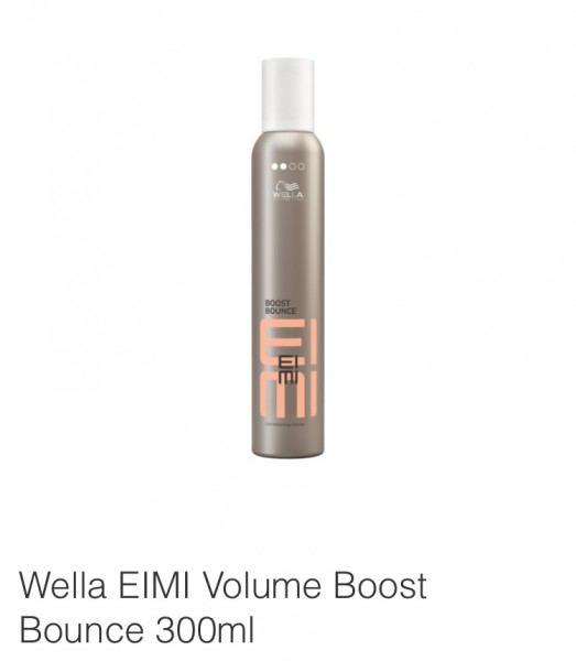 Friseur Produkte24 - Wella Eimi Boost Bounce Locken Schaum 300ml