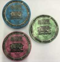 Friseur Produkte24, Reuzel Pomade 113gr blau rosa grün