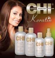 Vorschau: CHI Keratin Silk Infusion, 15 ml