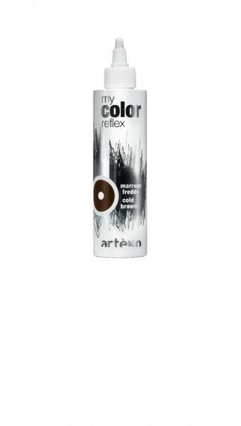 ARTÉGO MY Color Reflex Kaltes Braun, 200ml