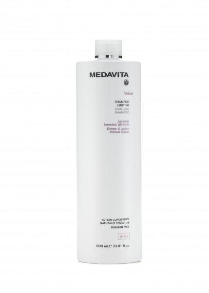 MEDAVITA Velour Soothing Shampoo, 1L