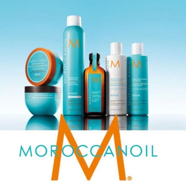 MOROCCANOIL Hydrating Shampoo + Conditioner, 2 x 70ml