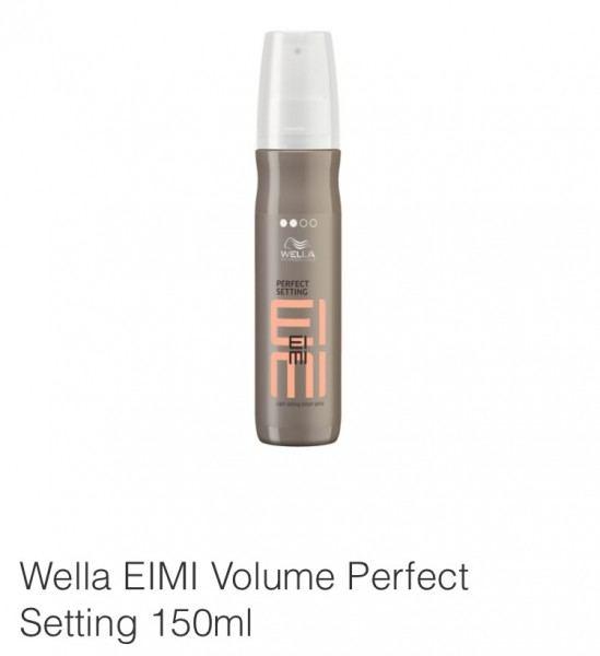 Friseur Produkte24 - Wella Eimi Perfect Setting Föhn Lotion