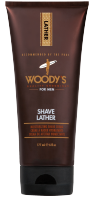 Vorschau: WOODY´S Shave Lather, 177 ml