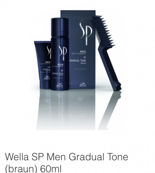 Friseur Produkte24 - Wella SP Men Gradual Tone Braun