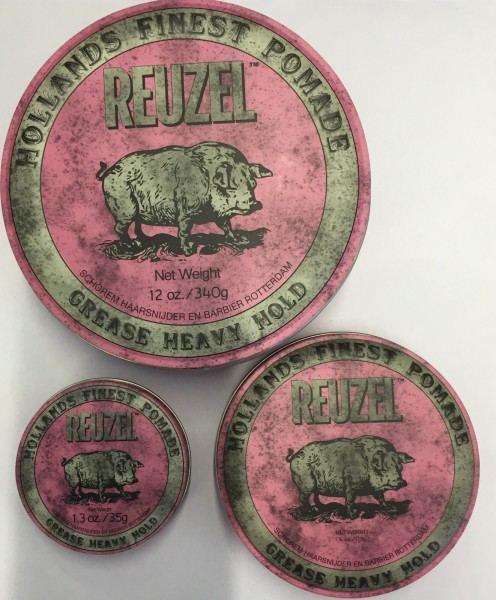 Friseur Produkte24, Reuzel Pomade rosa
